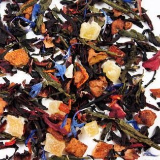 Ceai de fructe mango-maracuja natural