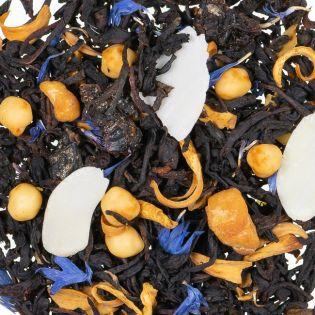Ceai negru Nuga cu Prune