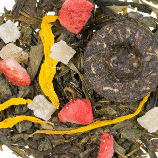 Ceai verde Cele 8 Comori ale Templului
