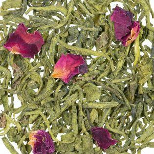 Ceai verde Roze Matcha