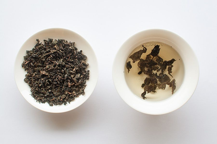 Ceai oolong China Tit Kon Yum