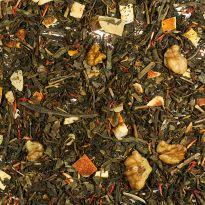 """Ceai verde """"Strudel cu Nuci"""""""