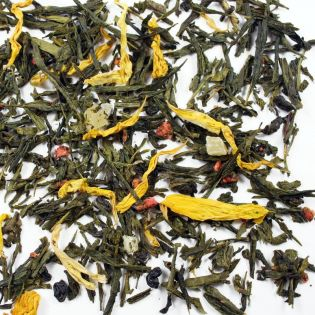 """Ceai verde """"Cele 8 Comori ale Templului"""""""
