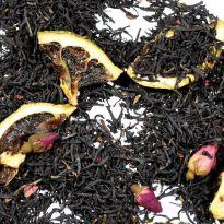 Ceai negru Earl Grey Cream