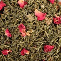 "Ceai verde ""Roze Matcha"""