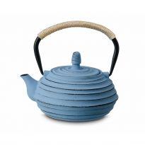 """Ceainic fonta """"Guangxi"""" 700ml albastru cu infuzor"""