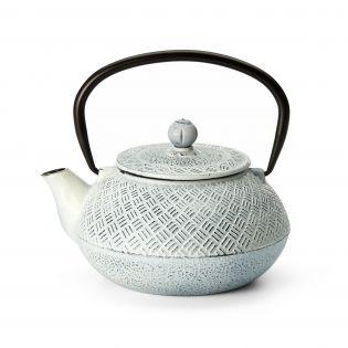 "Ceainic alb din fonta ""Shanxi"" 700ml"