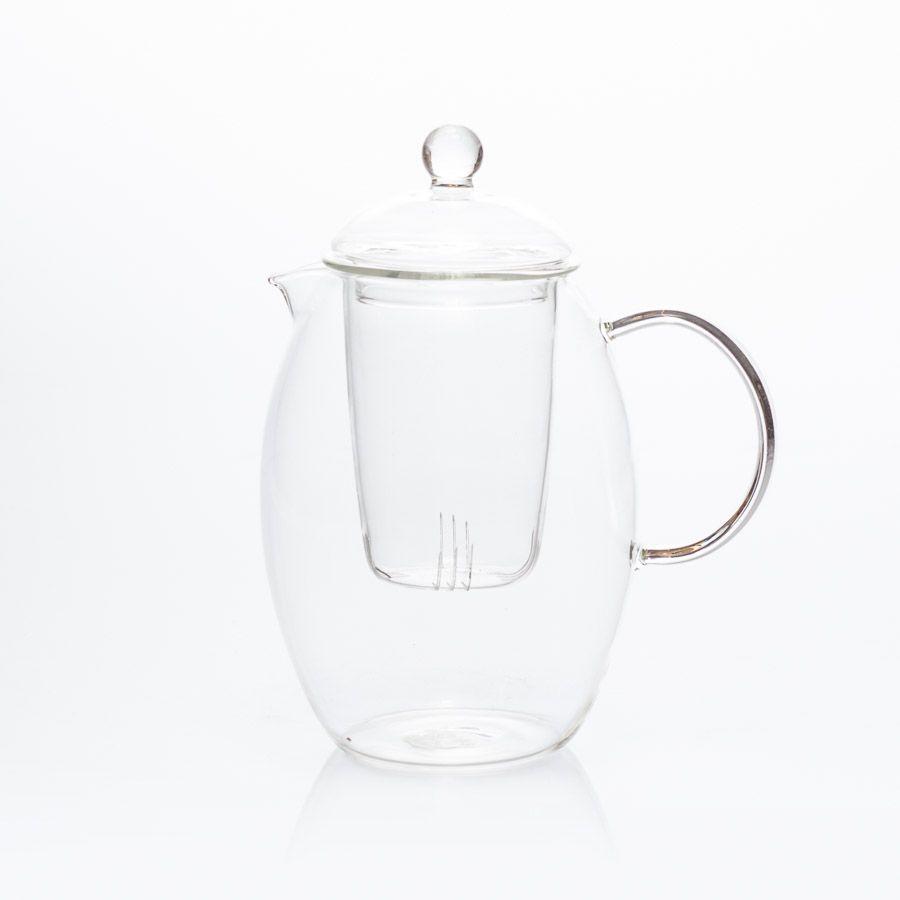 """Ceainic sticla """"Rombo"""" 1000ml"""