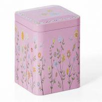 """Cutie ceai """"Floral Pink"""" 100g"""