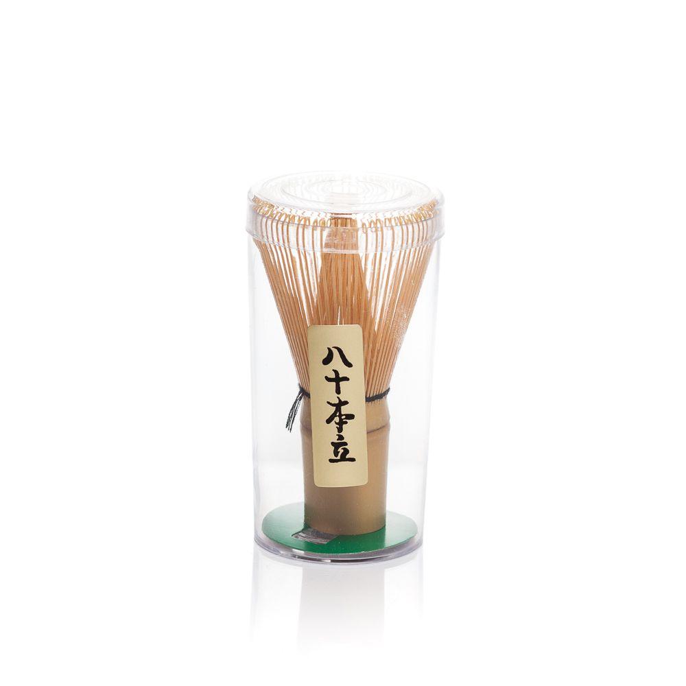 Amestecator ceai matcha - Chasen (bambus natur)