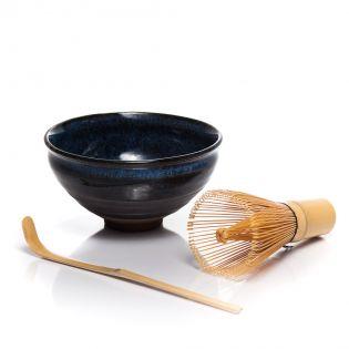 Set matcha Sora - bambus natur