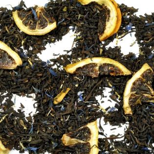 Ceai negru Pu Erh Lamaie cu Vanilie