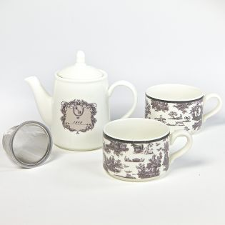 "Set Tea for Two ""Jagd"""