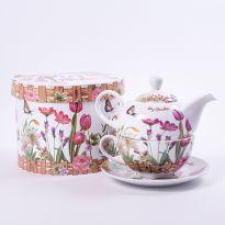 Set Tea for One Tulpen
